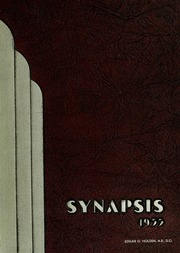 Page 1, 1933 Edition, Philadelphia College of Osteopathic Medicine - Synapsis Yearbook (Philadelphia, PA) online yearbook collection