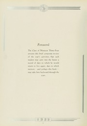 Page 10, 1933 Edition, Philadelphia College of Osteopathic Medicine - Synapsis Yearbook (Philadelphia, PA) online yearbook collection
