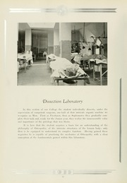 Page 16, 1933 Edition, Philadelphia College of Osteopathic Medicine - Synapsis Yearbook (Philadelphia, PA) online yearbook collection