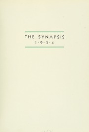 Page 7, 1934 Edition, Philadelphia College of Osteopathic Medicine - Synapsis Yearbook (Philadelphia, PA) online yearbook collection