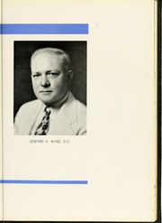 Page 15, 1938 Edition, Philadelphia College of Osteopathic Medicine - Synapsis Yearbook (Philadelphia, PA) online yearbook collection