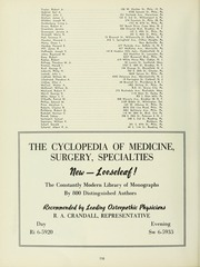 Page 134, 1954 Edition, Philadelphia College of Osteopathic Medicine - Synapsis Yearbook (Philadelphia, PA) online yearbook collection
