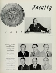 Page 17, 1957 Edition, Philadelphia College of Osteopathic Medicine - Synapsis Yearbook (Philadelphia, PA) online yearbook collection