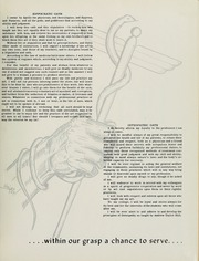 Page 5, 1957 Edition, Philadelphia College of Osteopathic Medicine - Synapsis Yearbook (Philadelphia, PA) online yearbook collection