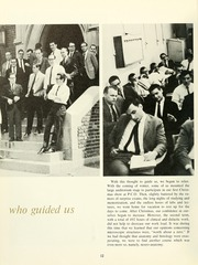 Page 16, 1966 Edition, Philadelphia College of Osteopathic Medicine - Synapsis Yearbook (Philadelphia, PA) online yearbook collection