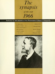 Page 5, 1966 Edition, Philadelphia College of Osteopathic Medicine - Synapsis Yearbook (Philadelphia, PA) online yearbook collection
