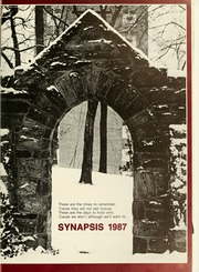 Page 5, 1987 Edition, Philadelphia College of Osteopathic Medicine - Synapsis Yearbook (Philadelphia, PA) online yearbook collection