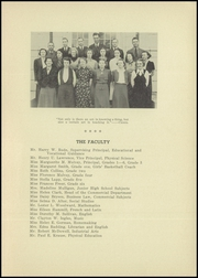 Page 7, 1938 Edition, Central Islip High School - Yearbook (Central Islip, NY) online yearbook collection