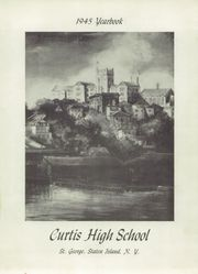 Page 5, 1945 Edition, Curtis High School - Yearbook (Staten Island, NY) online yearbook collection