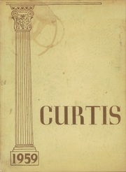 1959 Edition, Curtis High School - Yearbook (Staten Island, NY)