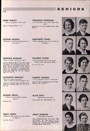 Page 11, 1934 Edition, North Tonawanda High School - Northstar Yearbook (North Tonawanda, NY) online yearbook collection