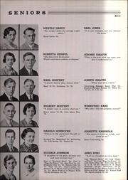 Page 14, 1934 Edition, North Tonawanda High School - Northstar Yearbook (North Tonawanda, NY) online yearbook collection