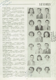 Page 13, 1950 Edition, North Tonawanda High School - Northstar Yearbook (North Tonawanda, NY) online yearbook collection