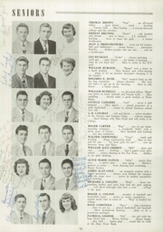 Page 14, 1950 Edition, North Tonawanda High School - Northstar Yearbook (North Tonawanda, NY) online yearbook collection