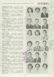 Page 15, 1950 Edition, North Tonawanda High School - Northstar Yearbook (North Tonawanda, NY) online yearbook collection