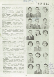 Page 17, 1950 Edition, North Tonawanda High School - Northstar Yearbook (North Tonawanda, NY) online yearbook collection