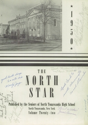 Page 7, 1950 Edition, North Tonawanda High School - Northstar Yearbook (North Tonawanda, NY) online yearbook collection