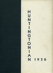 Page 1, 1936 Edition, Huntington High School - Huntingtonian Yearbook (Huntington, NY) online yearbook collection