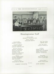 Page 8, 1936 Edition, Huntington High School - Huntingtonian Yearbook (Huntington, NY) online yearbook collection