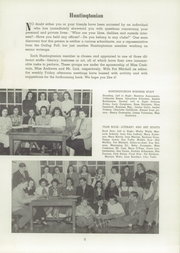 Page 13, 1948 Edition, Huntington High School - Huntingtonian Yearbook (Huntington, NY) online yearbook collection