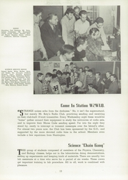 Page 17, 1948 Edition, Huntington High School - Huntingtonian Yearbook (Huntington, NY) online yearbook collection