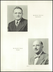 Page 10, 1950 Edition, Middletown High School - Epilogue Yearbook (Middletown, NY) online yearbook collection