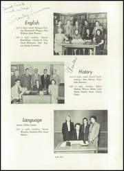 Page 13, 1950 Edition, Middletown High School - Epilogue Yearbook (Middletown, NY) online yearbook collection