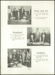 Page 14, 1950 Edition, Middletown High School - Epilogue Yearbook (Middletown, NY) online yearbook collection
