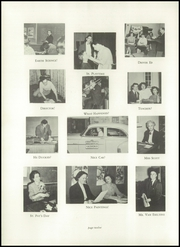Page 16, 1950 Edition, Middletown High School - Epilogue Yearbook (Middletown, NY) online yearbook collection