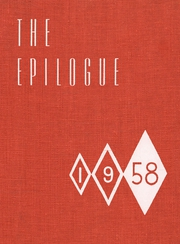 1958 Edition, Middletown High School - Epilogue Yearbook (Middletown, NY)