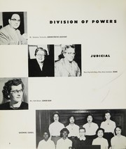 Page 10, 1957 Edition, Washington Irving High School - Daisy Yearbook (New York, NY) online yearbook collection