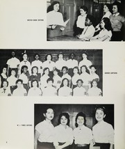 Page 12, 1957 Edition, Washington Irving High School - Daisy Yearbook (New York, NY) online yearbook collection