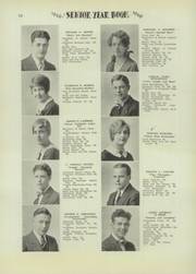 Page 12, 1929 Edition, Niagara Falls High School - Niagarian Yearbook (Niagara Falls, NY) online yearbook collection