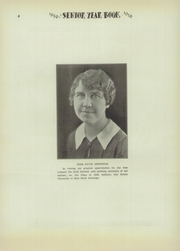 Page 6, 1929 Edition, Niagara Falls High School - Niagarian Yearbook (Niagara Falls, NY) online yearbook collection