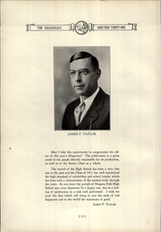 Page 14, 1931 Edition, Niagara Falls High School - Niagarian Yearbook (Niagara Falls, NY) online yearbook collection