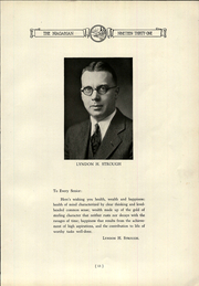 Page 15, 1931 Edition, Niagara Falls High School - Niagarian Yearbook (Niagara Falls, NY) online yearbook collection