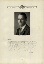 Page 17, 1931 Edition, Niagara Falls High School - Niagarian Yearbook (Niagara Falls, NY) online yearbook collection