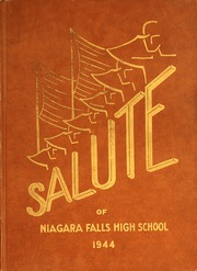 Niagara Falls High School - Niagarian Yearbook (Niagara Falls, NY) online yearbook collection, 1944 Edition, Page 1
