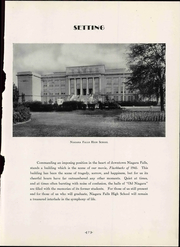 Page 13, 1945 Edition, Niagara Falls High School - Niagarian Yearbook (Niagara Falls, NY) online yearbook collection