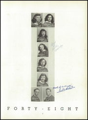 Page 13, 1948 Edition, Niagara Falls High School - Niagarian Yearbook (Niagara Falls, NY) online yearbook collection