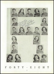 Page 17, 1948 Edition, Niagara Falls High School - Niagarian Yearbook (Niagara Falls, NY) online yearbook collection
