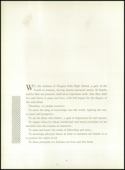 Page 8, 1948 Edition, Niagara Falls High School - Niagarian Yearbook (Niagara Falls, NY) online yearbook collection