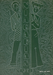 1951 Edition, Niagara Falls High School - Niagarian Yearbook (Niagara Falls, NY)