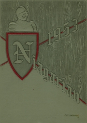 1953 Edition, Niagara Falls High School - Niagarian Yearbook (Niagara Falls, NY)