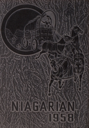 1958 Edition, Niagara Falls High School - Niagarian Yearbook (Niagara Falls, NY)