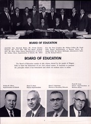 Page 11, 1961 Edition, Niagara Falls High School - Niagarian Yearbook (Niagara Falls, NY) online yearbook collection