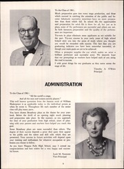Page 12, 1961 Edition, Niagara Falls High School - Niagarian Yearbook (Niagara Falls, NY) online yearbook collection