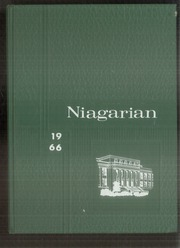 Page 1, 1966 Edition, Niagara Falls High School - Niagarian Yearbook (Niagara Falls, NY) online yearbook collection
