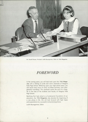 Page 6, 1966 Edition, Niagara Falls High School - Niagarian Yearbook (Niagara Falls, NY) online yearbook collection