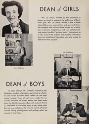 Page 14, 1955 Edition, Bushwick High School - Senior Yearbook (Brooklyn, NY) online yearbook collection